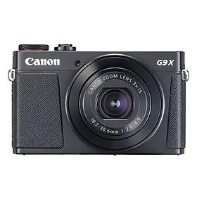 Máy Ảnh Canon G9X Mark II (Hàng Nhập Khẩu) - Tặng Thẻ 16GB + Túi Máy + Tấm Dán LCD