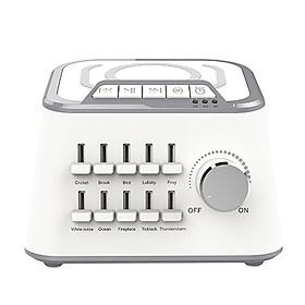 Sleep Machine BT 3.0 Hifi Sound Speaker 3 Kinds Time Setting Baby Comfort Machine Sleep Quality Enhancer 10 Natural
