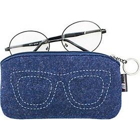 Túi bóp đựng mắt kính chống trầy xước nhiều hoa văn kiểu mẫu