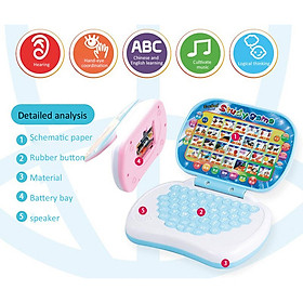 Multifunction Educational Learning Machine English Early Tablet Computer