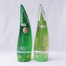 Gel Dưỡng Lô Hội Holika Holika Aloe 99% Soothing Gel (250ml) tặng kèm 01 Sữa Tắm Dưỡng Da Lô Hội Dạng Gel Holika Holika...
