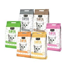 Cát đậu nành Kit Cat Soya (mùi ngẫu nhiên)