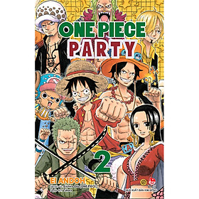 One Piece Party Tập 2 (Tái Bản 2020)