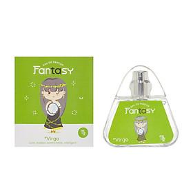 Nước hoa Fantasy 12 cung hoàng đạo Xử Nữ - Virgo 20 ml chính hãng