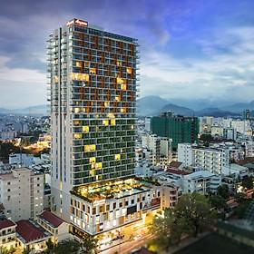 Ariyana SmartCondotel 5* Nha Trang - Buffet Sáng, Hồ Bơi, Gần Biển, Khách Sạn Ngay Trung Tâm, Giá Tốt Khi Đặt Tối Thiểu 02 Đêm