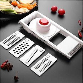 Bộ dụng cụ cắt rau củ đa năng 6 món