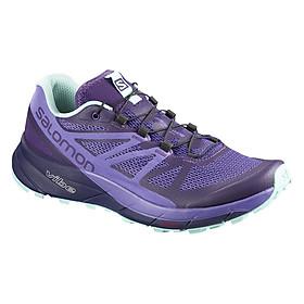 Giày Chạy Địa Hình Sense Ride Salomon W - L40073600