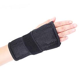 Bảo vệ cổ tay Aolikes AL1672 trợ lực, cố định tổn thương ở gang bàn tay (1 chiếc)