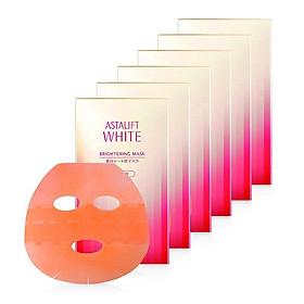 Mặt nạ làm trắng da Astalift White Brightening Mask 6 miếng
