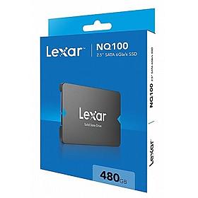 """Ổ cứng SSD Lexar NQ100 2.5"""" SATA III (6Gb/s) - Hàng Chính Hãng"""