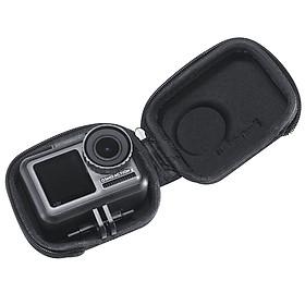 Hộp Đựng GoPro Và Phụ Kiện Camera Hành Trình Kích Thước Nhỏ: 8.8cm x 4.5cm x 6.8cm (FUEE4) - Hàng chính hãng