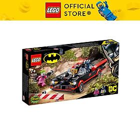 LEGO SUPER HEROES 76188 Siêu Xe Người Dơi Đối Đầu Joker (345 chi tiết)