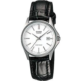 Đồng hồ nữ dây da Casio LTP-1183E-7ADF