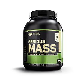 Thực phẩm bổ sung Optimum Nutrition Serious Mass 6lb (2.7kg)
