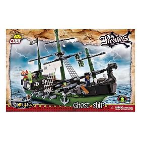 Đồ Chơi Lắp Ráp Tàu Hải Tặc Ma COBI - 6017
