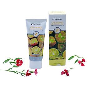 Kem nền dưỡng trắng da tinh chất trái quất ngọt 3W CLINIC Hàn Quốc 100ml