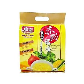 Súp ngô phô mai Kugi Foods - 20g*10 gói