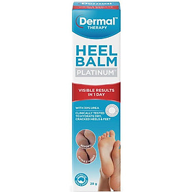 Dermal Therapy Heel Balm Platinum 28g