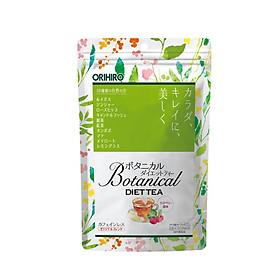 Trà detox giảm cân Botanical Diet Tea Orihiro Nhật Bản