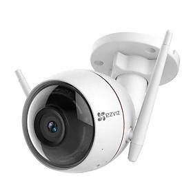 Camera IP Wifi ngoài trời EZVIZ C3W 1MP 720P (CS-CV310-A0-3B1WFR) -  Kèm thẻ nhớ NETAC 32GB - Hàng Chính Hãng