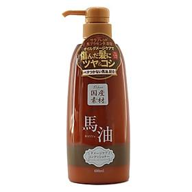 Dầu xả tinh chất Dầu Ngựa Lishan Nhật Bản-0