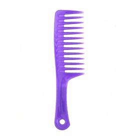 Lược răng thưa chất nhựa loại lớn giúp chải tóc dễ dàng - Gửi màu ngẫu nhiên
