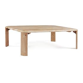 Bàn học gỗ xếp gấp gọn phong cách Nhật , size 60 x 90 cm