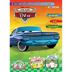 Tạp Chí Thế Giới Tuổi Thơ - Thế Giới Ô Tô - Số 102