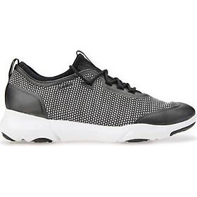 Giày Sneakers Nữ GEOX D NEBULA X A Black/White