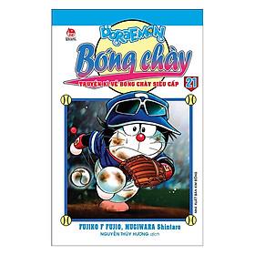 Doraemon Bóng Chày - Truyền Kì Về Bóng Chày Siêu Cấp - Tập 21 (Tái Bản 2019)