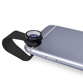 Lens Ống Kính Camera Điện Thoại Hỗ Trợ Zoom x 20