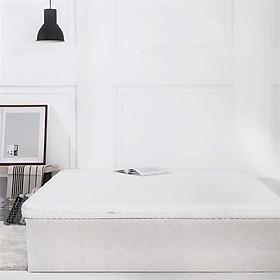 JINGZAO Thailand natural latex mattress 85D 93% latex content 180*200*7.5cm