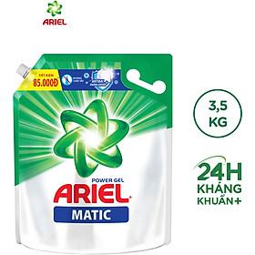 Nước Giặt Ariel Đậm Đặc Dạng Túi 3.5kg