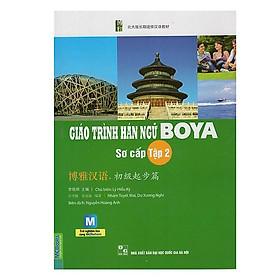 Giáo trình Hán ngữ BOYA - Sơ Cấp Tập 2