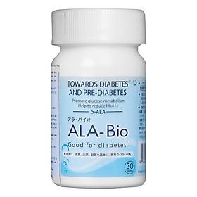 Thực phẩm bảo vệ sức khỏe ALA- Bio 30 viên