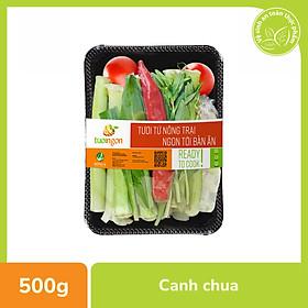 [Chỉ Giao HCM] - Canh Chua Tươi Ngon - 500gr
