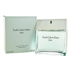 Calvin Klein Truth for Men Eau de Toilette Spray 100mL