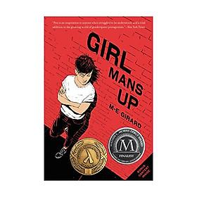 Girl Mans Up- Award