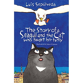 Truyện đọc tiếng Anh - Story of a Seagull and the Cat