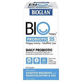 Bioglan Biohappy Probiotic 25 Billion 30 Capsules