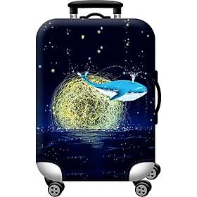 Túi bọc bảo vệ vali - Áo vỏ bọc vali H16