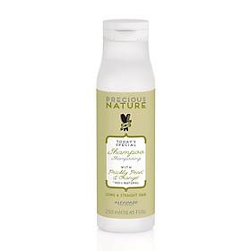 Dầu gội alfaparf milano Precious Nature dành cho tóc thẳng premium 250 ml