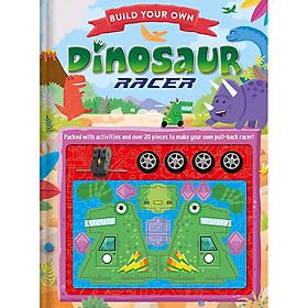 Build Your Own Dinosaur Racer - Lắp ráp xe đua khủng long của bé
