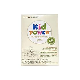 Sữa bột tăng chiều cao Kid Power A+ Goat Milk