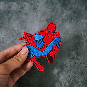 Patch ủi sticker vải - Spiderman