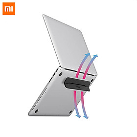 Xiaomi Ecological Chain MIIIW Laptop Stand Holder Mount Portable Mini Folding Laptop Office Ergonomic Notebook Stand Durable Holder For 12 & 13 inch Notebook