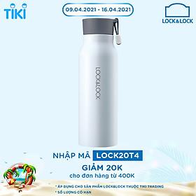 Bình Giữ Nhiệt Lock&Lock Name Tumbler LHC4125B (500ml)
