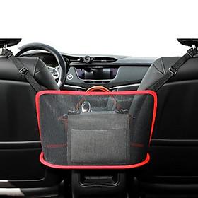 Túi lưới đựng đồ treo tay vịn ghế xe hơi đa năng thế hệ II- LifePRO Bậc thầy về thẩm mỹ