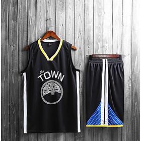 Bộ Quần Áo Bóng Rổ NBA - The Town