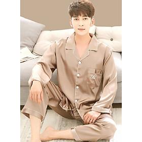 Đồ bộ mặc nhà Nam chất liệu mềm mại gam màu sang trọng-206